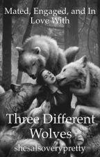 Mated, Engaged, and In Love With Three Different Wolves by shesalsoverypretty