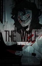 The wolf |Jeff the killer| by TxbyRxgers