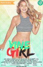 Vine Girl Cameron Dallas  by Beluxhr
