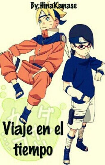 Viaje en el tiempo- Naruto Gaiden
