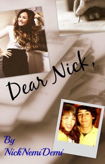Dear Nick