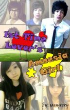 1st Time Lover's Amnesia Girl by SassyRoxy