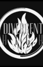 Divergent High School by YuriZen_707