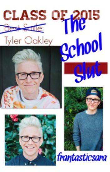 The School Slut (Troyler AU)