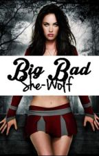 Big bad she-wolf by witchinghour