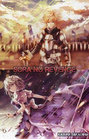 Sora no Revenge  by Kasura_Sakaejima
