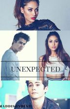 Unexpected ( Dylan O'Brien story) by maddisondevil