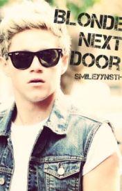 Blonde-next-door (Ziall/ Lilo AU) by Smileyynsthc