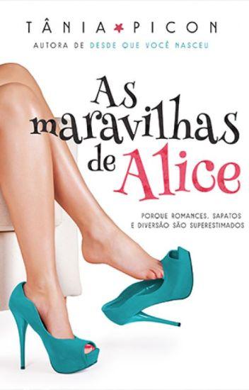 As Maravilhas de Alice (degustação)