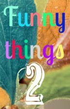 funny things 2 by vampire_diaries_love