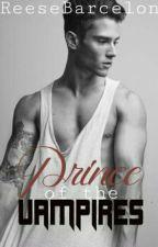 Prince of the Vampires by ReeseBarcelon