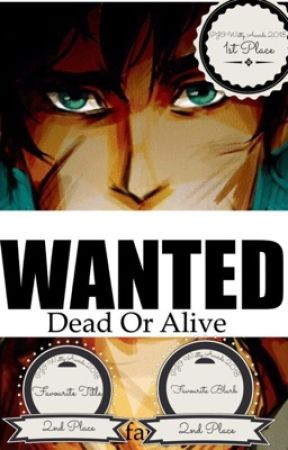 Wanted (Percy Jackson Fanfiction) by that_fangirl120