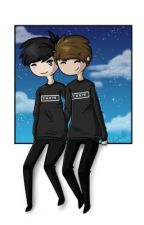 First phanfic (PHAN SMUT) by everydayisphanday