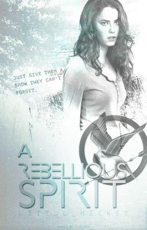A Rebellious Spirit | Book III by enchantedquill-