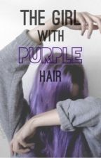 The Girl With Purple Hair *rewritten* by rainstorm_