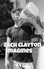 Zach Clayton (Imagines) by alltimeluuke