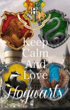 Harry Potter Keep Calm by TheBlondCherryFairy