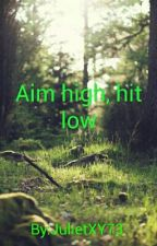 Aim high, hit low. (W.I.P) by JulietXY73
