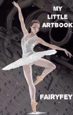 My little Artbook by FairyFey