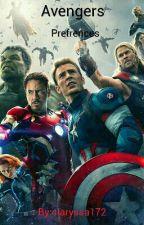 Avengers Preferences by claryssa172