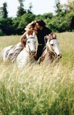 Любовь верхом на лошади by BlakHorse