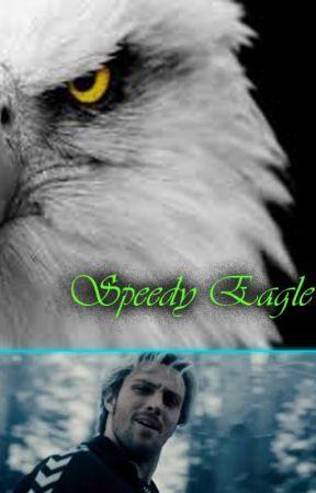 Speedy Eagle by ScarletWSilver