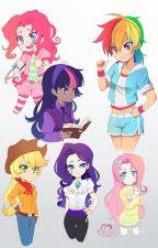 My Little Pony Yuri (one-shots) by JuviaLuna