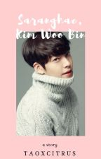 SARANGHAE, Kim Woo Bin by TaoxCitrus