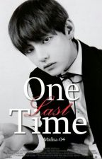 ⌛One Last Time⌛Taehyung BTS |Editando| by Midna-04