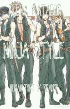 Ninja Style || Human!TMNT x Reader by Smo1Rage