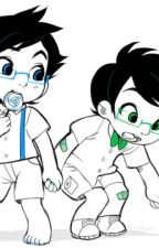 John Egbert X Reader X Jake English: Am I an Alfa or Beta? by Queen_Stormkinz