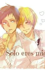 Solo eres mio (AoKise) [Editando] by zaragoza666