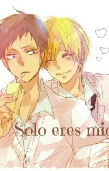 Solo eres mio (AoKise) [Editando]