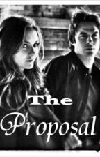 The Proposal- Delena by LarySmolders