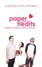 Paper Hearts by affectionist