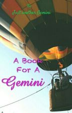 A Book For A Gemini by _wilted_flower
