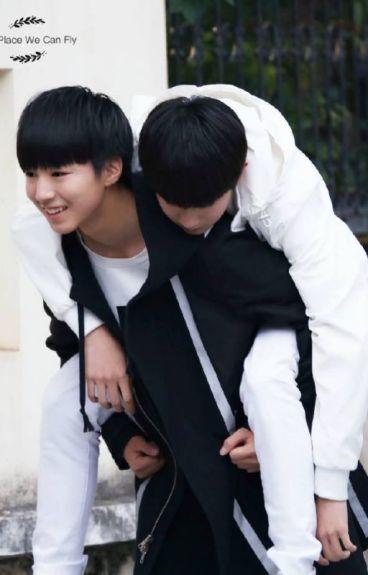 [LONGFIC - KaiYuan/ XiHong]Anh không thể không yêu em được