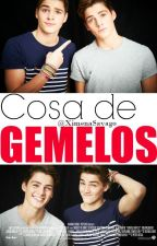 Cosa de gemelos.| Gemelos Harries. by ximenasayago