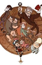 Gravity Falls: Distorted Reality by FiamaHernandez