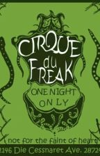 My life in the Cirque du Freak by black_star_18