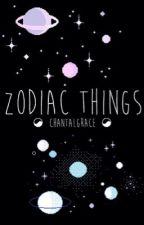 ➳ zodiac things ➳ by chantalgrace