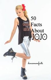 50 Facts About JoJo by dancemomfacts