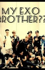 MY EXO BROTHER!! by yanahoult
