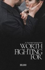 Worth Fighting For by deliixx