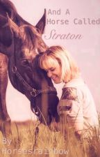 and a horse called Straton by Horsesrainbow
