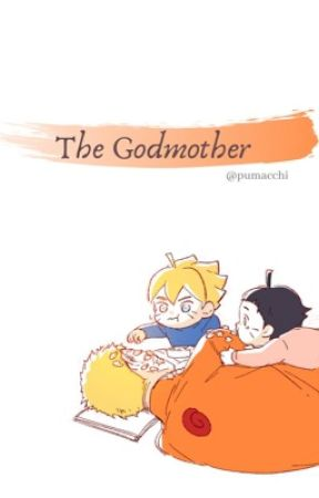 The Godmother [Naruto Uzumaki] by pumacchi