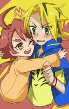 It's not a kitten, it's a tiger HanakoxNoboru (Future card buddyfight) by Tsukiko05