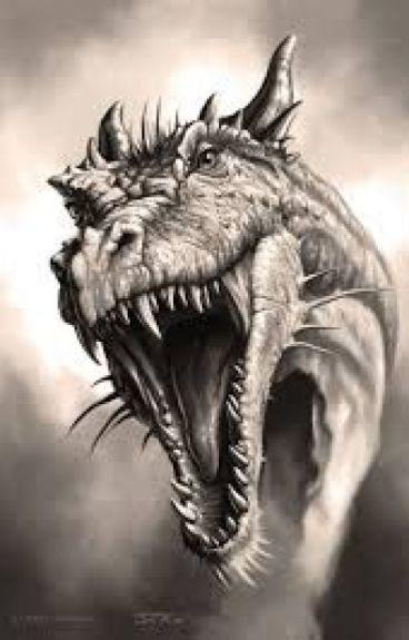 Dragon Rider of the Gods