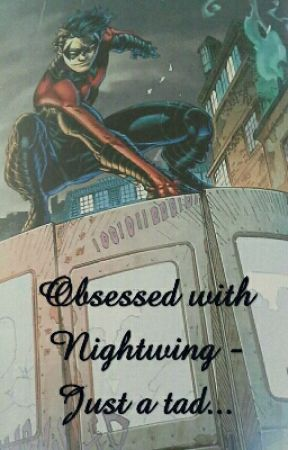 Obsessed with Nightwing - just a tad... by SkiesAfterRain