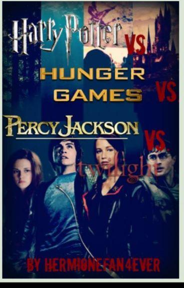 Harry Potter VS. Twilight?